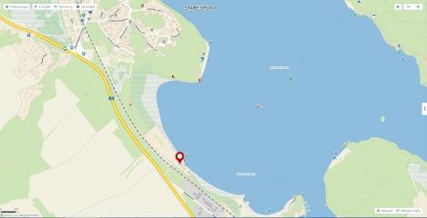 mapa hotel Port